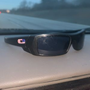 Oakley Gascan sunglasses American flag edition